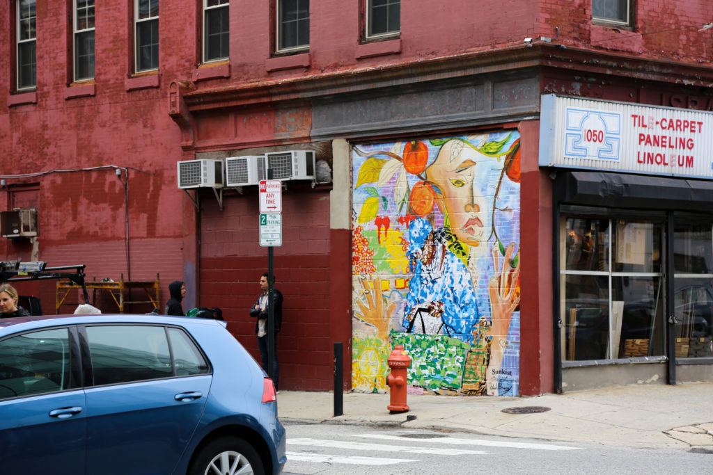 Remembering Street Art in Northern Liberties Philly