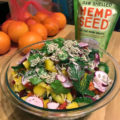 A Hydrating Salad With Very Few Leafy Greens And An Oil Free Dressing