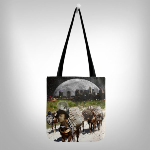 Zora Neale Hurston Tote Bag 2