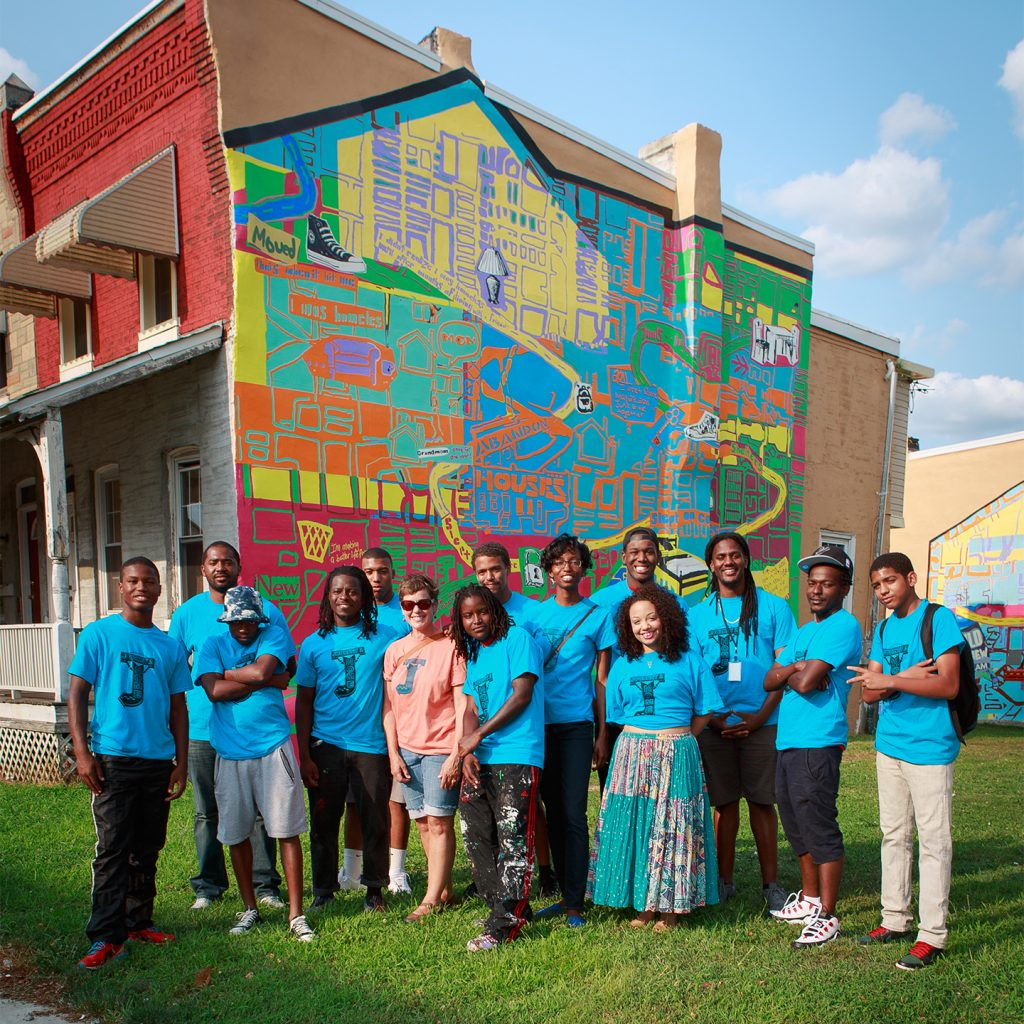 Journey2Home 2014 | Youth Reclaim a Sense of Home Through Art